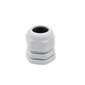 PG7 High quality ROHS PG series waterproof cable gland standard size nylon cable gland