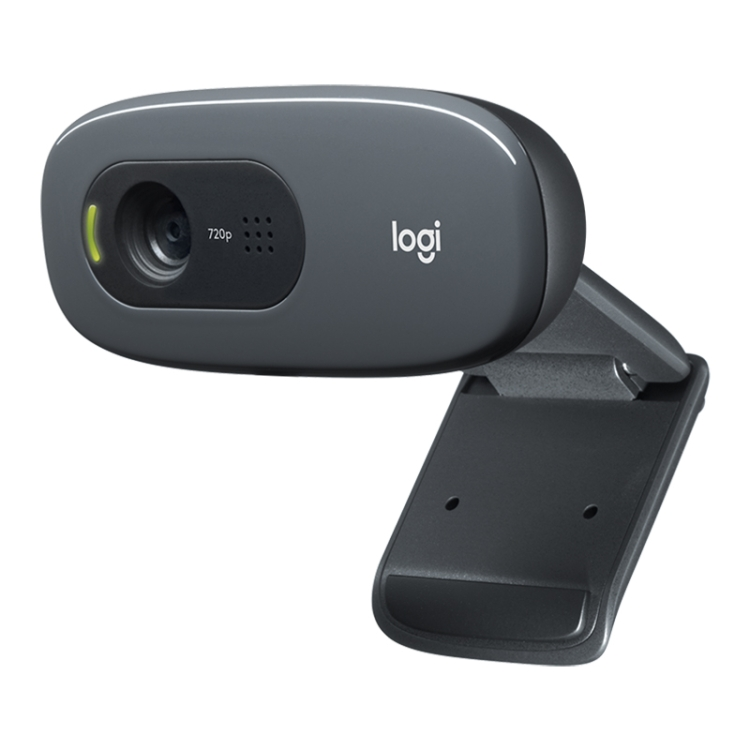 Hoge Kwaliteit 720 P HD Breedbeeld Helder Geluid Logitech C270 Webcam Skype Video Conference Camera