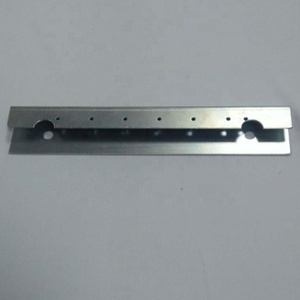 Custom sheet metal SPCC SECC SGCC stainless steel aluminum u channel bracket fabrication service