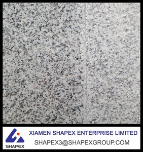 China factory price G603 white granite veneer panels