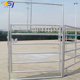 steel tube pipe farm corral fence panels for cattle horse