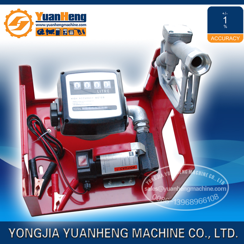 Electric transfer oil pump unit / Diesel oil pump unit / Oil pump unit