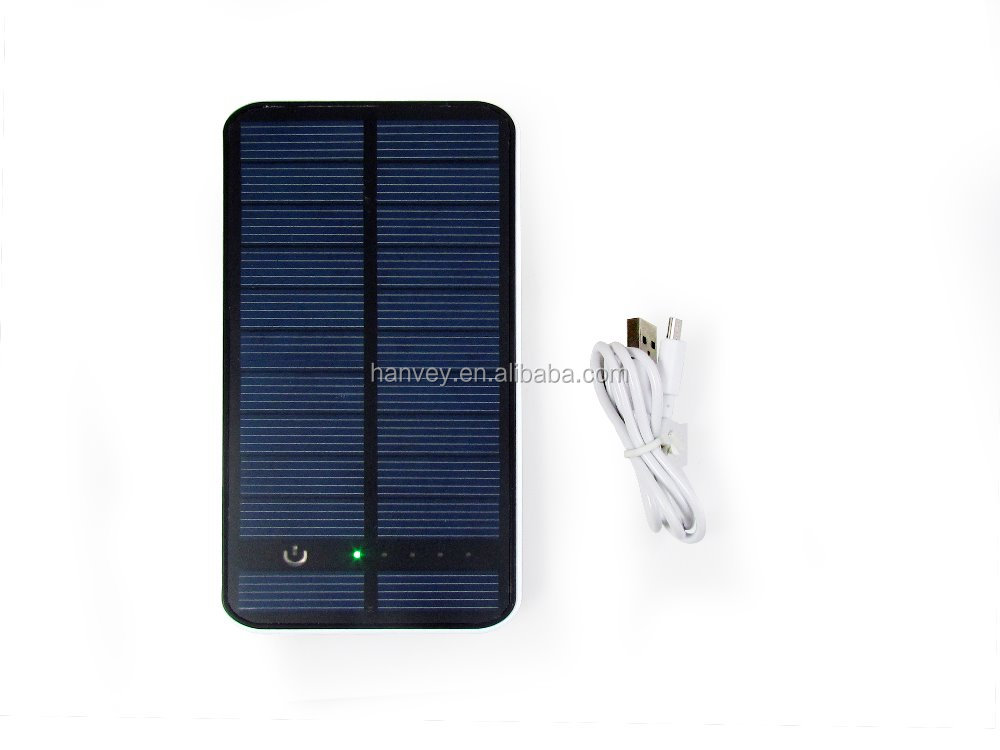 wireless mobile phone battery bank/ solar wireless power bank/ waterproof solar charger