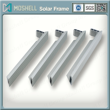 China top quality flat aluminum window frame with color anodized