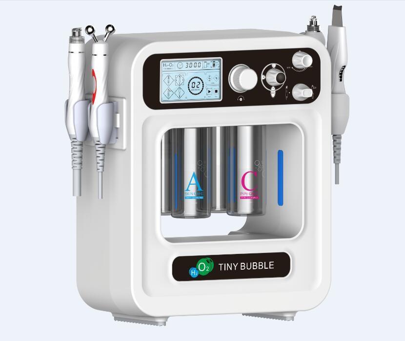 NV-W04X Hot selling new face water peeling hydra beauty machine фото
