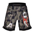 Wholesale 100% Polyester Customize Sublimation Fight MMA Shorts