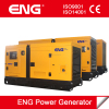 high quality super silent with Cummins diesel engine 60kva silent generator