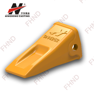 9N4252 bucket rock tooth for CAT J250