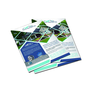 Impression brochures/flyer/catalogues/Printing service custom