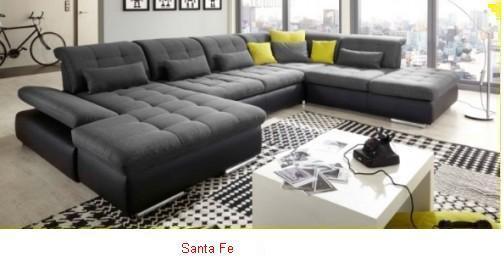 Santafe U Form   Buy Sofas Product On Alibaba.com