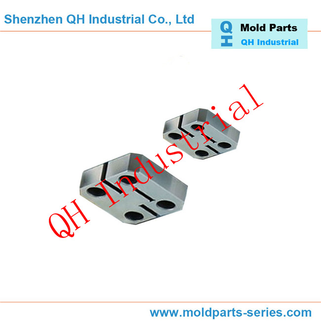 Injection Punch Mould OEM AISI high frequency treatment SKH9 inter locks tapered pin sets