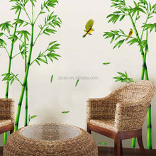 las del bosque de bamb verde estilo chino creativo diy rbol etiqueta de la pared