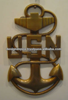 Anchor Wall Decorative Items Home Office Decorations Gift