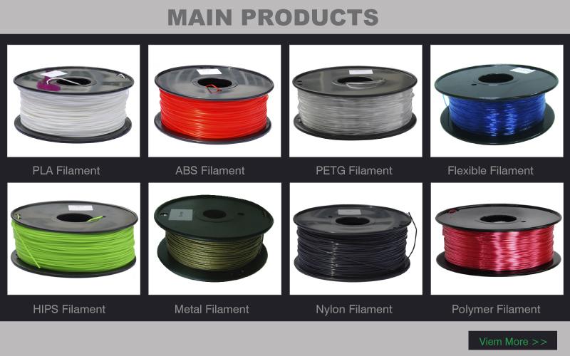 YOYI дерево 3d принтер PLA нити 1 75 мм пластиковые стержни 0 8 Products1.jpg