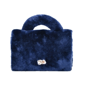 2018 OEM high quality Rabbit hair bags women handbags direct to buy handbag brands ladies hand bags factory