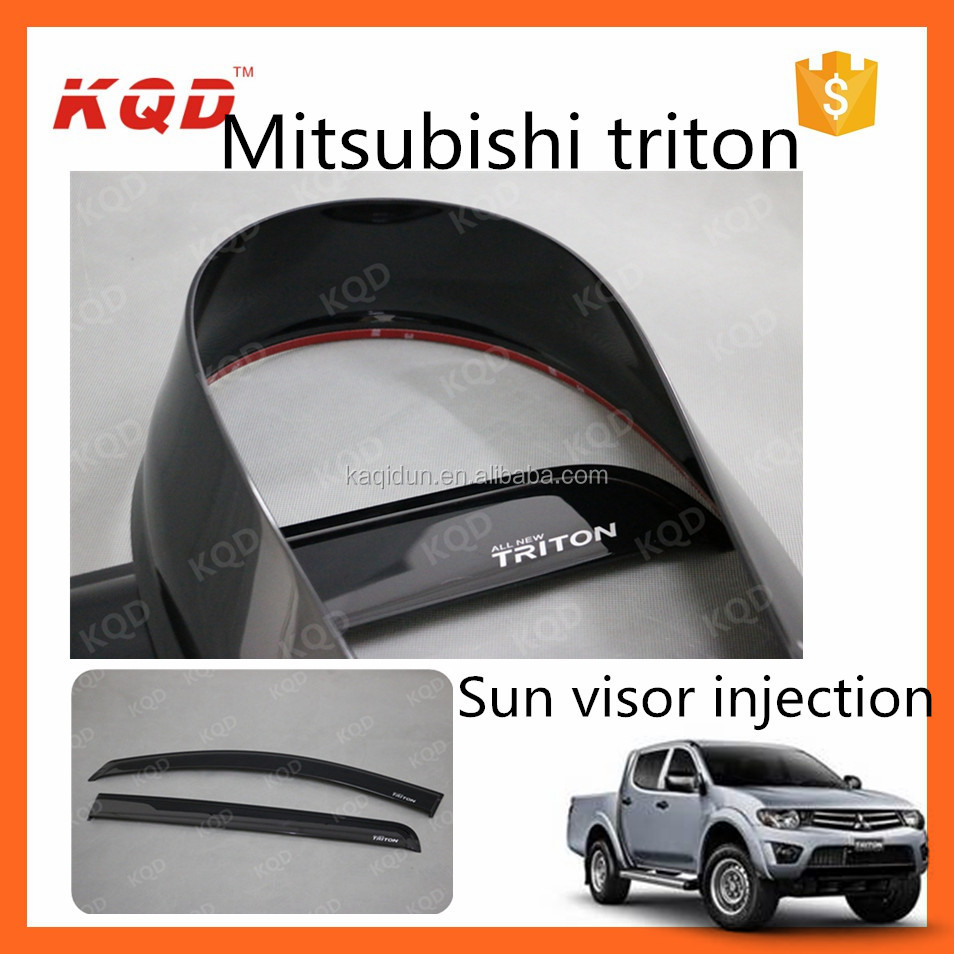 mitsubishi l200 triton accessories mitsubishi sun visors window