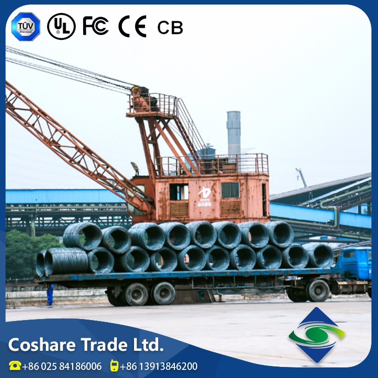 COSHARE- On time delivery Widely used way low relaxation pc steel strand wire