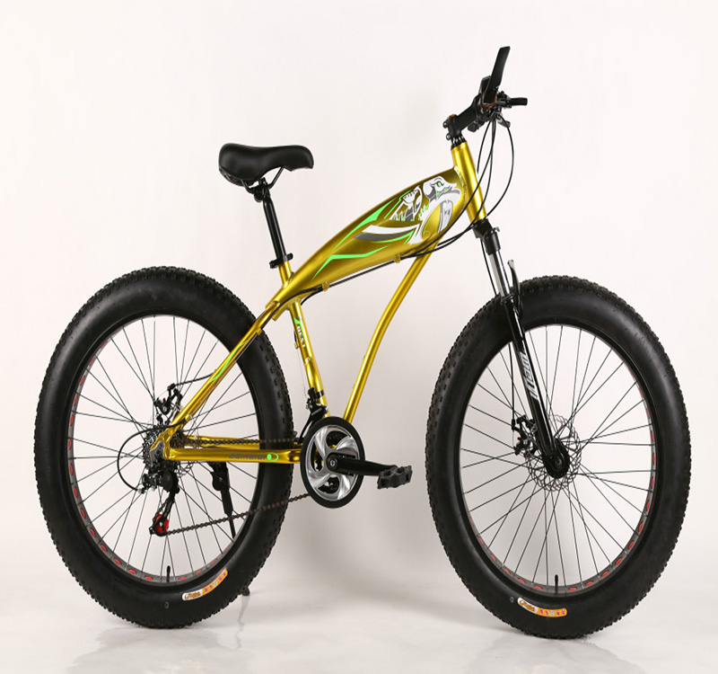 Big Tyre Push Upland Bike Powered Strong Fat Mountain Bicycle 26 27 28 29 Inch