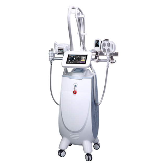 2018 Effective Body Fat Cellulite Reduction Velashape 3 Vacuum RF 4C Cavitation Slimming Equipment Beauty Machine