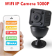 HDQ9 Mini WiFi IP Camera 1080P HD Wireless Night Vision Micro DV DVR Camcorder Motion Detection Recorder For Android IOS