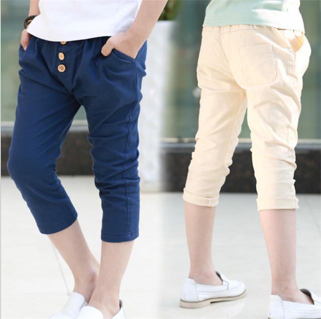 Capri Pants For Boys | Pant So