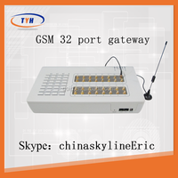 best quality service offer 32ports gsm voip pstn gateway