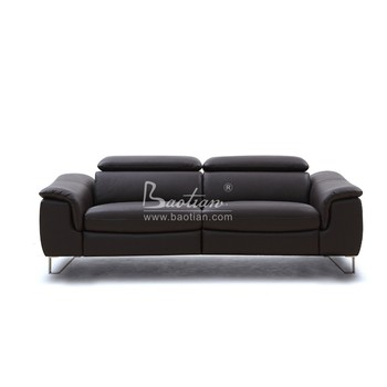 Home Furniture General Used Sectional Modern Leather Sofa Motional Recliner Set Designs