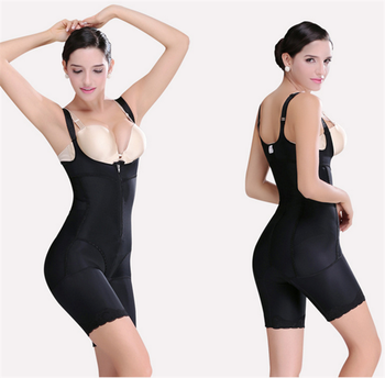 d86fabdfbc 2016 Women Push Up Carry Buttock Strong Body Shaper Sexy Slimming Bodysuit  With Adjustable Strap