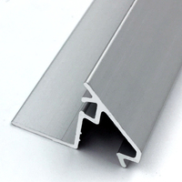 Building Materials Weight of Aluminium Window Sections