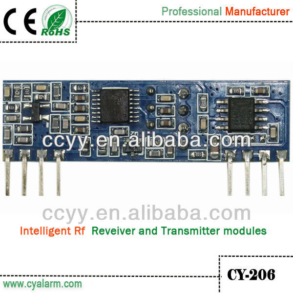 Networked Relay Easy To Use Mobile Phone Remote Control Single Chip Microcomputer 433m Wireless Transmitting Board