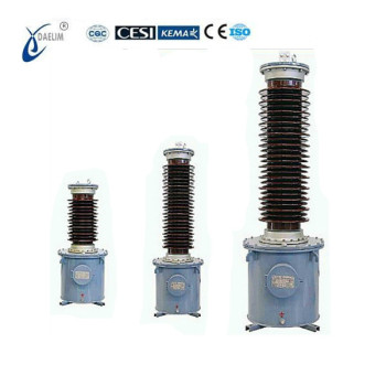 66kv 110kv 220kv high capacitor high potential transformer