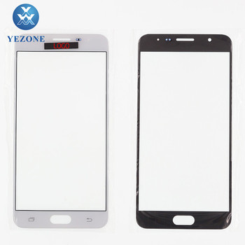 White Touch Screen Front Glass Lens For Samsung Galaxy J7 Prime G610f G610k  G610l G610s G610y - Buy Touch Screen For Samsung,For Samsung Galaxy J7