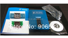 free shipping GENIUS G540 EPROM MCU GAL PIC USB universal programmer + 2 adapters PLCC44 and PLCC32