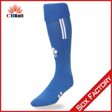 2017 high quality custom bulk men soccer socks