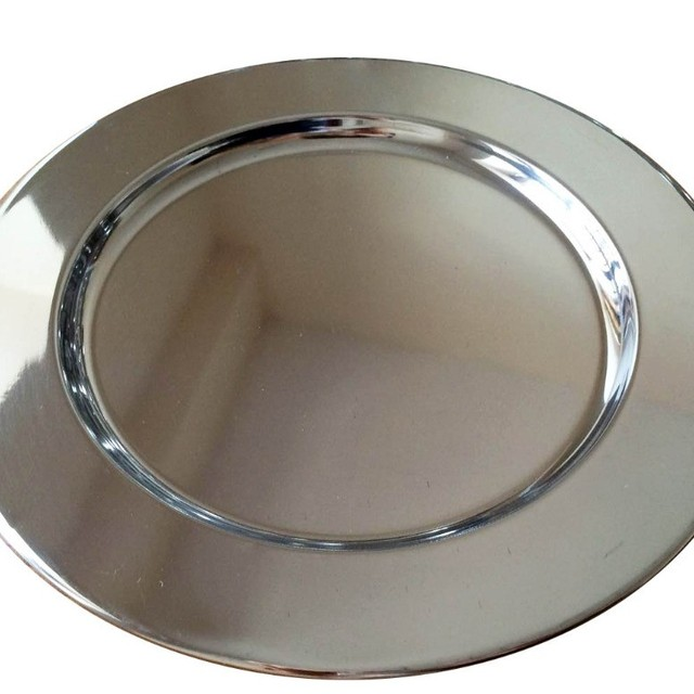 Buy Cheap China stainless steel mirror charger plate Products, Find ...