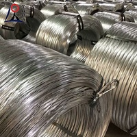 Factory price cheap bwg 14 bwg 21 electro galvanized Iron binding wire tie wire