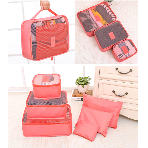 Waterproof Travel Tote Bag; Travel Toiletry Kit ; Traveling Bag for Luggage Organizer
