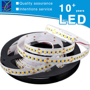 5730 120LEDs Flexible Strip Light DC 24V IP20 IP65 5630 Double Row Led Strip