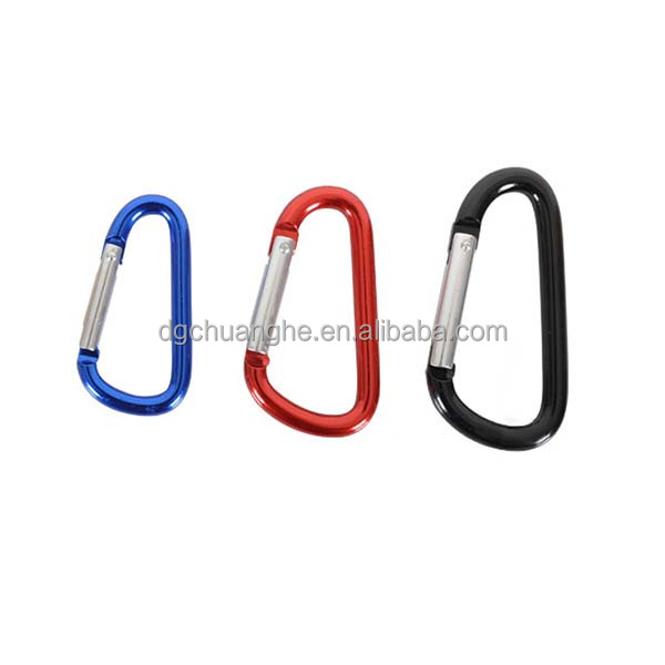 Factory price carbon steel snap hook carabiner hook