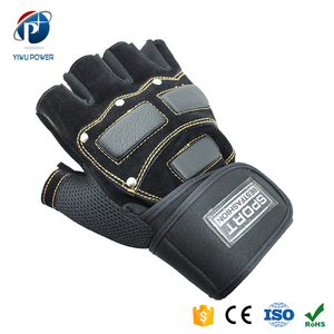 YP-SG-0034 Wholesale & Customized Dumbbell & Barbell Gym Training Gloves