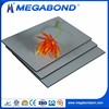 Megabond Aluminum ACP indoor ceiling decoration panel,insulated decorative ceiling wall panels