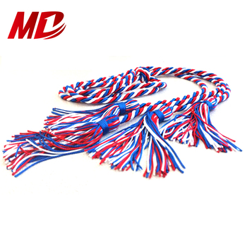Factory High Quality Braided Graduation Honor Cord Two or Three Colors