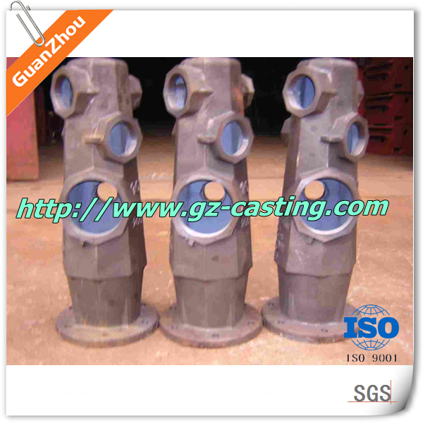 Alibaba express china foundry oem customized grey iron casting water valve parts fire hydrant