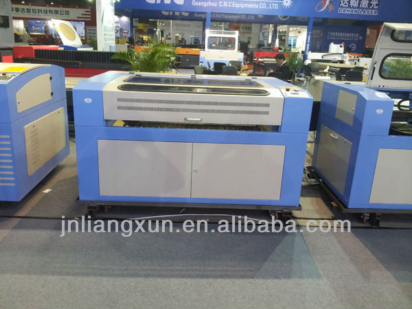 LX1390 wood,plastic,leather,acrylic brochure holder laser cutting machine With 80W 100W 130W CO2 Galss Tube