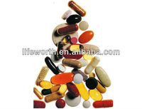 GMP Approved Natural health food supplements Private Label OEM