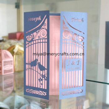 Azul Marino Mar Tarjeta De Invitación De Boda Azul Con Blanco Inserto Rosa Personalizados Nombres Buy Invitación Azul De La Boda Tarjetas De