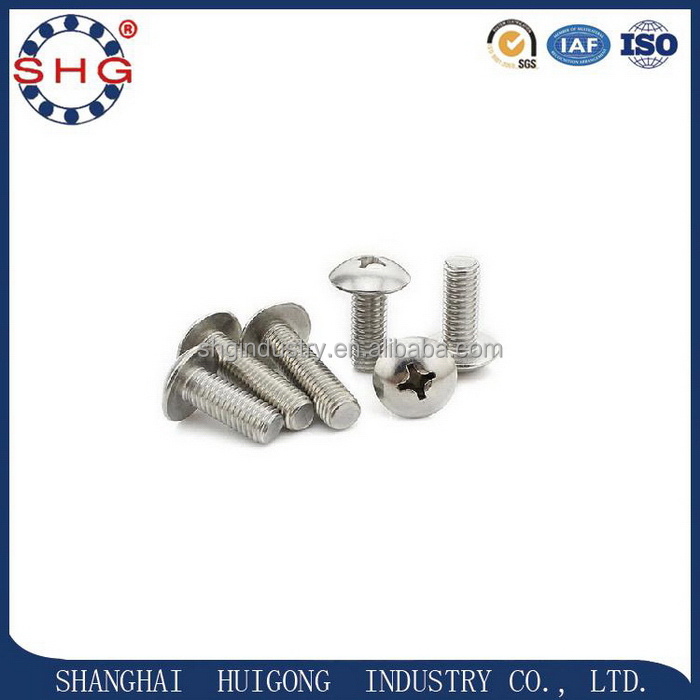 Wholesale top quality all a2 stainless steel fasteners