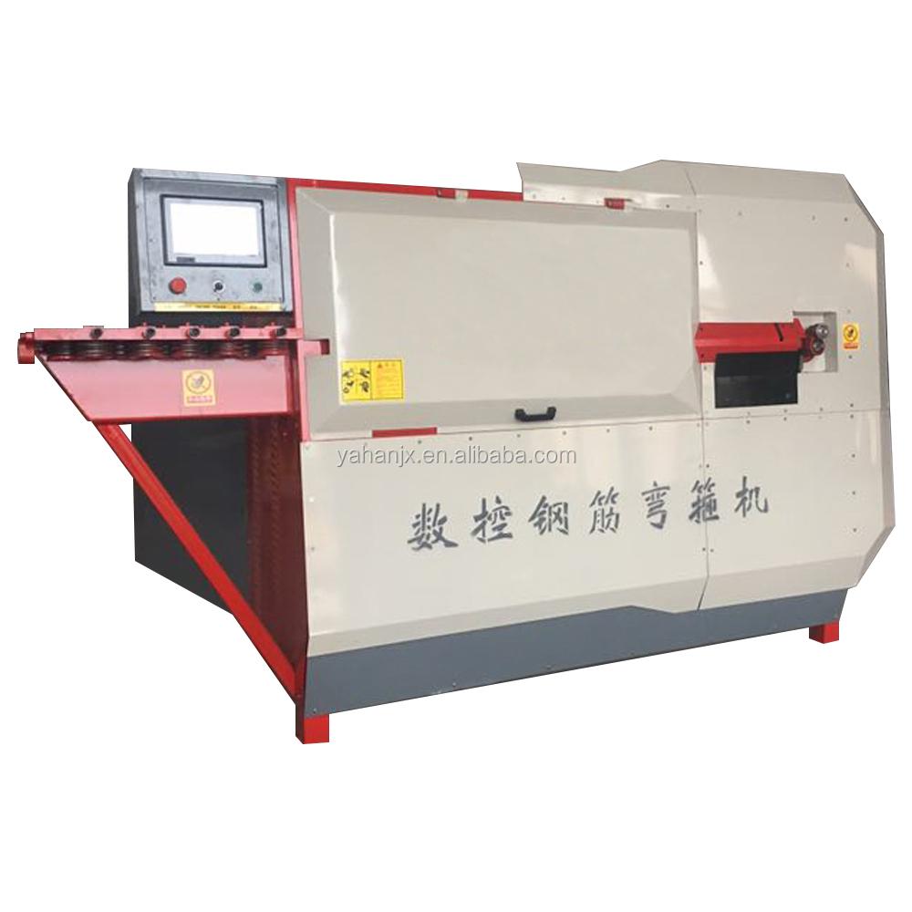 Touch Panel Cnc Rebar Hoop Bending Machine Factory Steel Wire Bending  Machine Manufacturer - Buy Cnc Rebar Hoop Bending Machine  Manufacturer,Steel