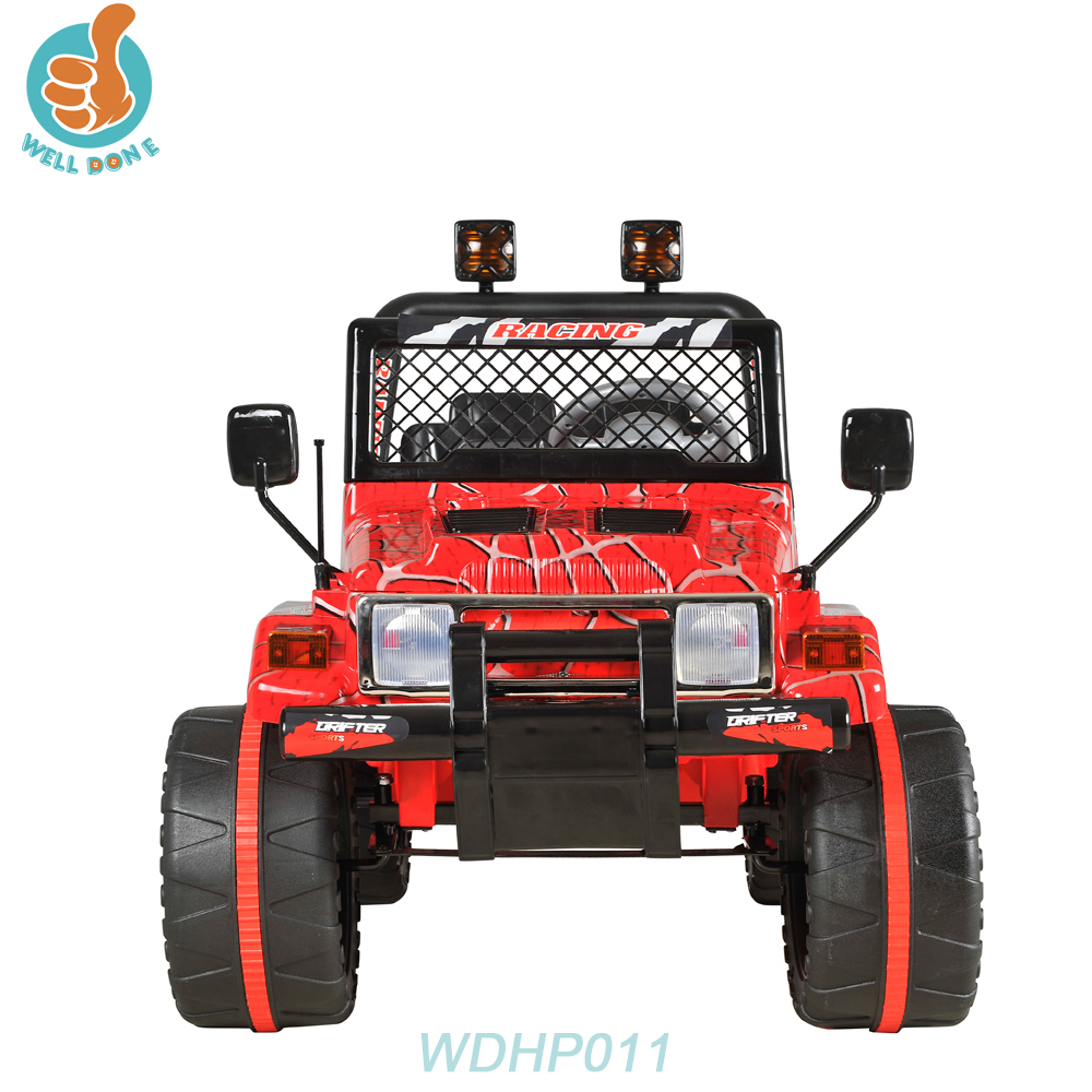 Wdhp011 Hottest Electric Y Cars Jeep Toy Fastest Remote Control Ride On Car