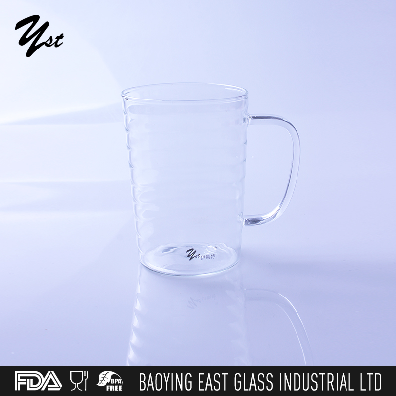 High-quality cheap glass coffee Office glass drink cup